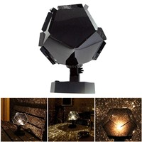Laser Cosmos Laser Stars Projector Night Light Romantic Star Decoration Lighting for Home Bedroom
