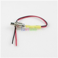 Pigtailed Laser Module 650nm Red 1mW FC Jumper Detection Red Light Module APC Circuit