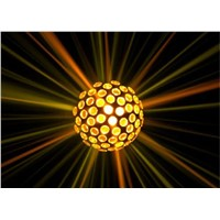 50W LED Magic Ball Light  Rotation Crystal Stage Light Lamp For Disco KTV Club AC90-240V