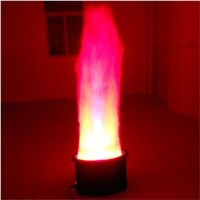 Blowing LED Flame Light Vertical Flame Light Electronic Braised Lamp Bonfire Party KTV Bar Light Stage Light