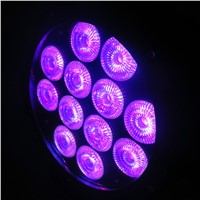 (10PCS) Waterproof Par LED Light With RGBWA UV 6in1 Led Lamp IP65 DJ Par Light for Club KTY Conference