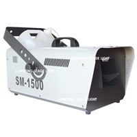 1500W DMX512 snow machine;AC110V/220W input dj light wedding stage Stage equipment
