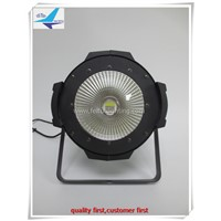 8pcs Aluminum Alloy 100w cob led par lamp rgbw led par 64 cob led par cans