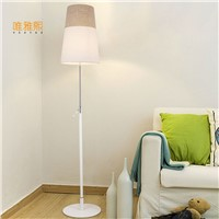 floor lamp fabric lighting floor and ligts modern floor lighting bed room lighting