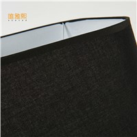 luminaria Black floor lamp fabric lighting floor and ligts modern floor lighting bed room lighting