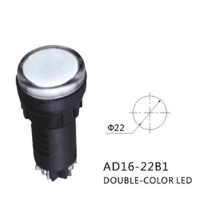 ZS141 LED indicator lamp,22mm led indication lamp LED Indicator Lamp for Signal light 22mm