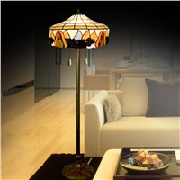 Creative Tiffany garden lights floor lamps luxury interior lighting lighting floor lamp