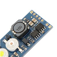 4 LEDs 3W Module LED Indicator V1.0 for Flight Controller APM Mega RC Model Blue