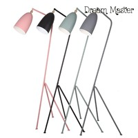 Nordic creative personality modern living room simple tripod three bedroom floor lamp