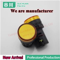 AD16-22DS 24V Yellow color Indicator Lamp Amber LED Signal Light