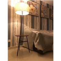 Floor lamp LED remote control eye lamp Nordic simple living room piano room lights mahjong study vertical floor lamps hotel lamp