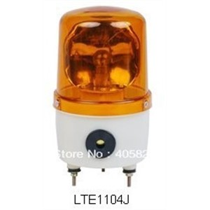 LTE1104J revolving warning light horn decibels 90dB