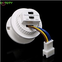 40mm LED PIR Detector Infrared Motion Sensor Switch with Time Delay Adjustable  828 Promotion