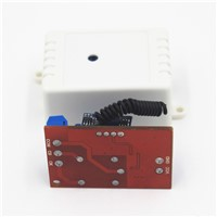 DC 5V 10A 1CH 433Mhz Universal Wireless Light Remote Control Switch Receiver Relay RF 433 Mhz Controls For Garage Door