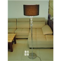 Modern Crystal floor lamp living a simple and stylish bedroom Lamps Floor Lamps ZS122