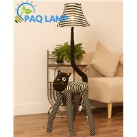 Cartoon floor lamp kid lighting  animal shaped led kid bedroom LED lights fixture