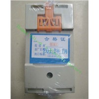 DF-96A   Din rail style lack water protection automatic water level controller switch Pump Controller with three probes 20A 220v