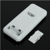 A Set Y-B24 2N1 220V 4 Ch RF Digital Wireless Remote Control Light Lighting Switch 2pcs Remote Control + Receiver Favorable
