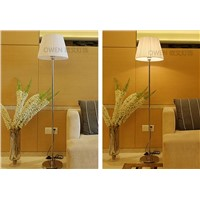 American style cloth floor lights living room bedroom fashion hotel living room lighting floor lamps ZA