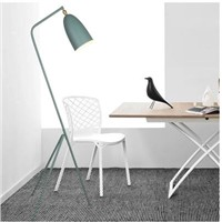 Nordic floor lamp.. Tripod study bedroom vertical post-modern floor lamp