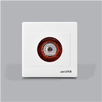 Intelligent AC220V  Auto On Off Light Sound Voice Sensor Switch Time Delay For Corridor Stair Warehouse CM105