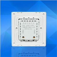 86 type Model Voice Control Time-lapse Switches 220V Sound and Light Controlled Switch Energy-Saving Panel