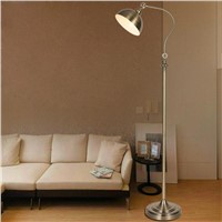 Luxury Retro Floor Lamp European Antique Iron Floor Lamp Bedroom Living Room Dinning Room Study Standing Lamp
