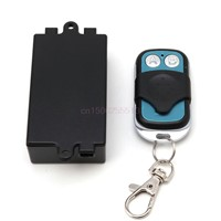 Remote Control Switch DC 12V 2CH Wireless RF Remote Control Switch Transmitter Receiver 315mhz 433mhz