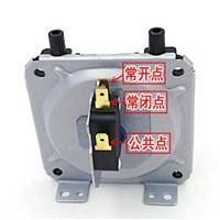 Strong Exhaust KFR-1 Gas Water Heater Repair Parts Air Pressure Switch AC 2000V 50Hz 60S Durable In Use