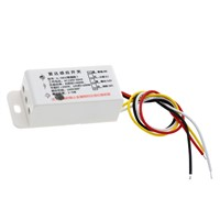 220V Sensor Switch Radar Microwacve/Sound Control /PIR Infrared Module Body Sensor Switch Intelligent Light Lamps