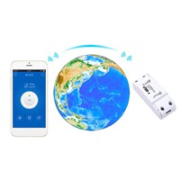 1pcs Wireless WiFi Remote Switch Module Socket Relay Module Smart Home For Android/IOS Mobile Phone APP Mayitr
