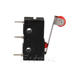Open Roller New Normally Lever Arm Close Limit Switch Micro