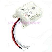 Intelligent Auto On Off Light Sound Voice Sensor Switch Time Delay AC 160-250V  -Y122