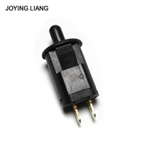 JOYING LIANG PBS-29B OFF- (ON) Door Control Switch Refrigerator/ Cabinet/ Drawer Switch 3A 250V AC Switches