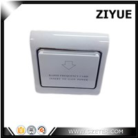 Fast  Express Shipping! 125KHZ  EM4305 T5557 T5567 EM Card Power Switch Energy Saver Card Holder for Hotel