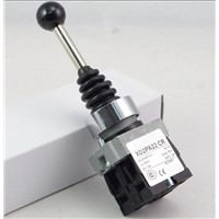 22MM 2Position 2NO Spring Return Momentary XD2PA22CR Joystick Switch Replaces Tele