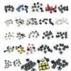 25 models 250pcs Tactile Push Button Switch Micro Switch button switches DIY maintenance toys switch