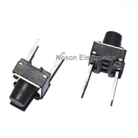 50PCS push button switch micro switch Tact Switch 2P mini switch 6x6x7mm