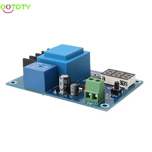 3.7-120V Lithium Battery Charging Digital Control Module Switch Protection Board  828 Promotion