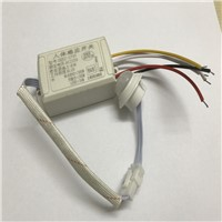 Infrared Motion Sensor 220V Light Switch Timer Delay Module For lamps Led Light, Energy Saving Smart Home Sensor Switch