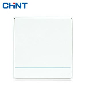 CHINT Electric Wall Switch Socket NEW2D One Gang Multi Control 16A Steel Frame Wall Light Switches