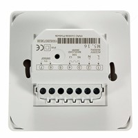 230V AC 50/60Hz Universal Mechanical Floor Heating Thermostat AC 230V Temperature Controller Max Load: 16A 3600W Outer sensor 3M