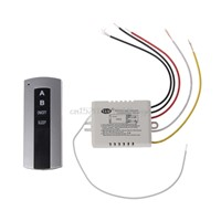Wireless 2 Channel ON/OFF Lamp Remote Control Switch Receiver Transmitter #H028#