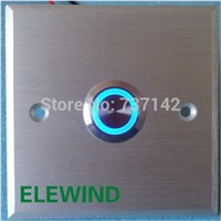 ELEWIND door bell button(PM221F-11E/B/12V/S with silver aluminium plate)