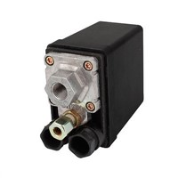 Pool Spa Water Pump 4 Ways Valve Automatic Air Compressor Switch AC 240V 15Amp