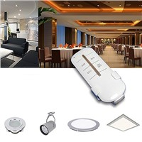 220V 1 Way Port ON/OFF Digital RF Remote Control Switch Wireless for Light Lamp