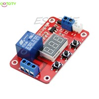 DC 12V Digital Temperature Display Module Sensor Relay Switch Control -20-100c  828 Promotion