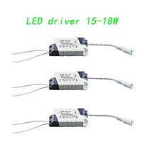 BSOD LED Driver 15-18W Output DC36-68V 300mA Power Supply for Led Panel Lamp