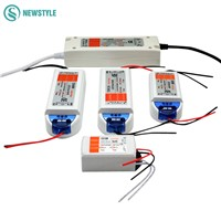 LED Driver AC 110V 220V to DC12V Led Power Adapter Transformers for Outdoor LED Strip Bulb 18W 28W 48W 72W 100W Power Supply