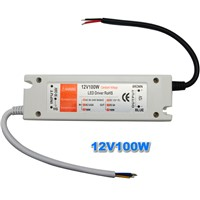 1pcs DC12V Power Supply Led Driver 18W/28W/48W/72W/100W  Adapter Lighting Transformer Switch for LED Strip ceiling Light bulb